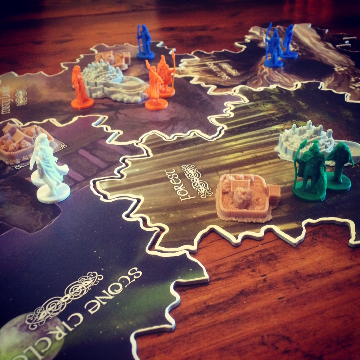 Review: Inis – The Top of the Table image