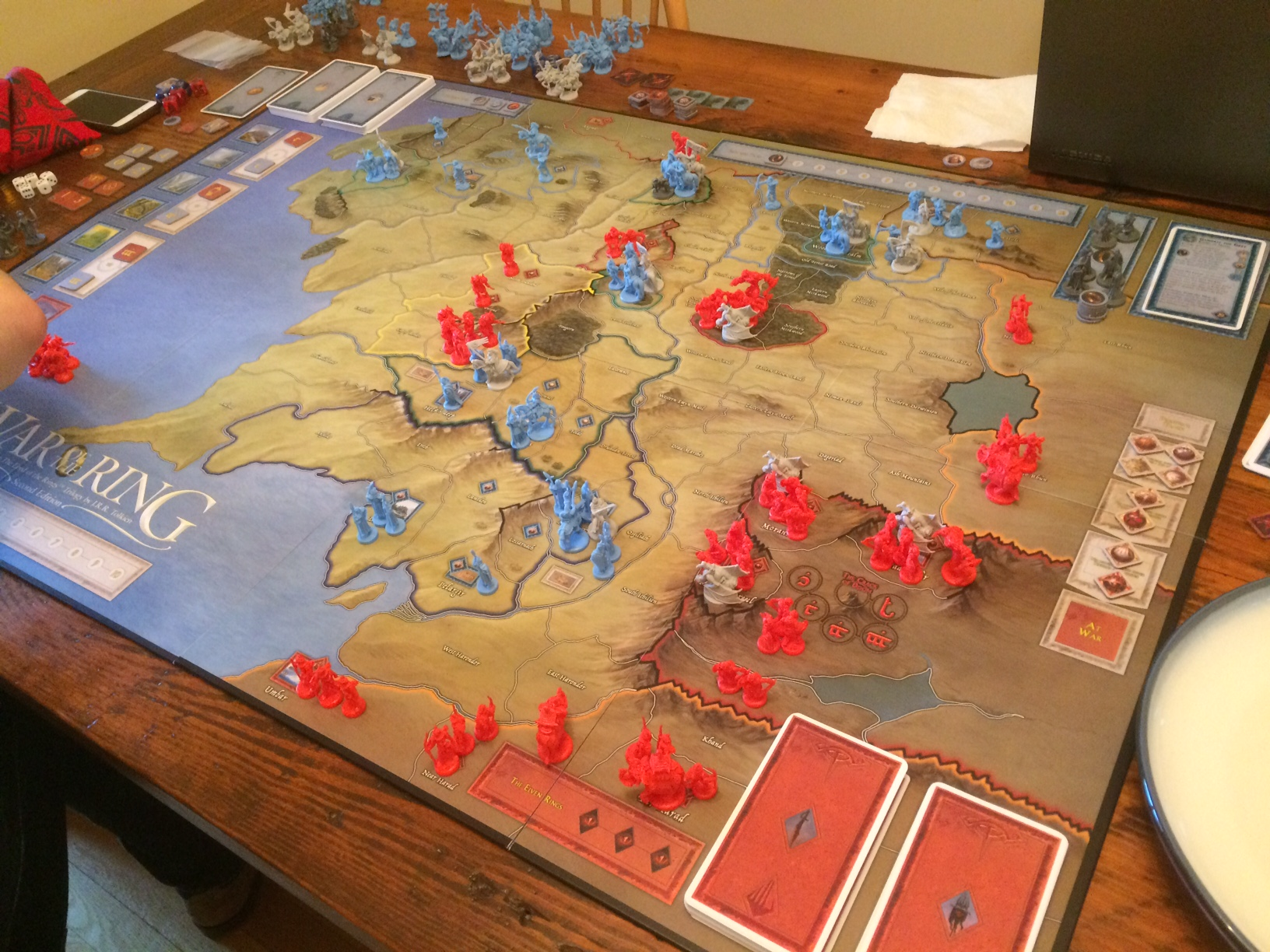 War of the Ring Line « Ares Games